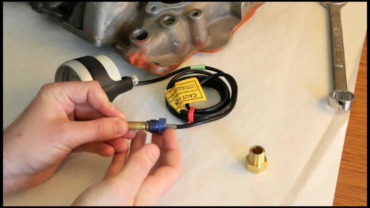 Gm Oil Pressure Sender Wiring Diagram Gauge