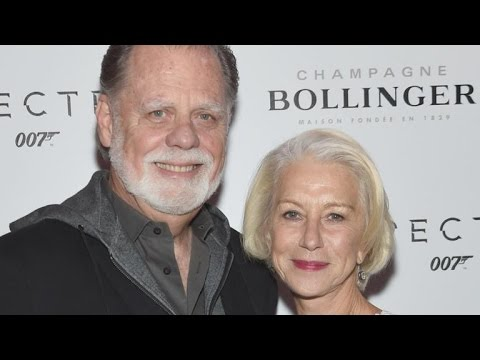 Helen Mirren On The Secret to a Happy Marriage: 'Spending a Lot of Time Apart'