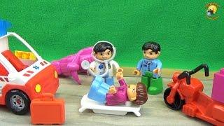 Детский конструктор «Чрезвычайная ситуация». Правила безопасности на дороге. Play set building kit(Игрушка предоставлена интернет-магазином «TinyDeal»: ..., 2015-05-09T13:29:29.000Z)