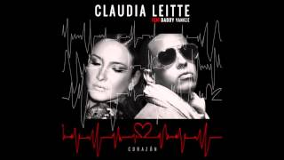 Gambar cover Claudia Leitte - Corazón Feat. Daddy Yankee (Official Audio)