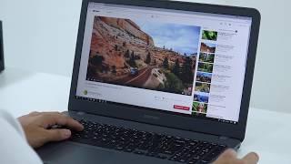 Samsung Essentials E30: o que estamos achando do Notebook!