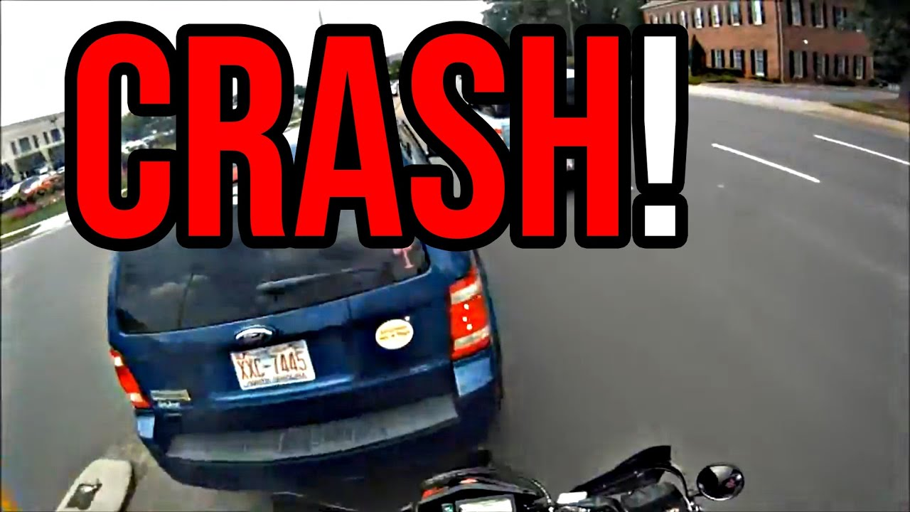 Biker Ran Into A Minivan Driver | Crazy People & Bad Drivers VS Bikers. EP [195]