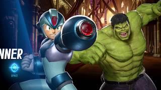 Playing Versus Mode [vs CPU] in Marvel vs Capcom: Infinite | Throwdown Plays