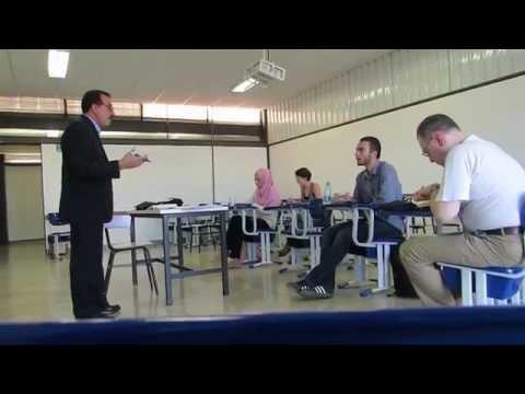 Middle Persian in university of Brasilia(UNB) PART 1   فارسی میانه در دانشگاه برازیلیا
