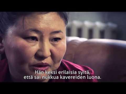 FEBC Mongolia: Radio-ohjelma muutti elämän (2016)