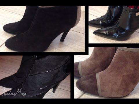 Моя обувь/Полусапожки~Ботинки/4ч ~ Pink Lady