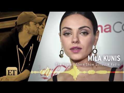 Mila Kunis says she was 'Friends With Benefits' with Ashton Kutcher