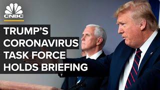 Trump's coronavirus task force holds briefing as outbreak widens – 3/30/2020