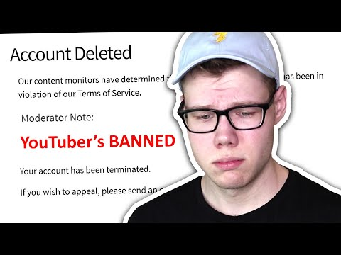 IF ROBLOX BANNED ALL YOUTUBERS..
