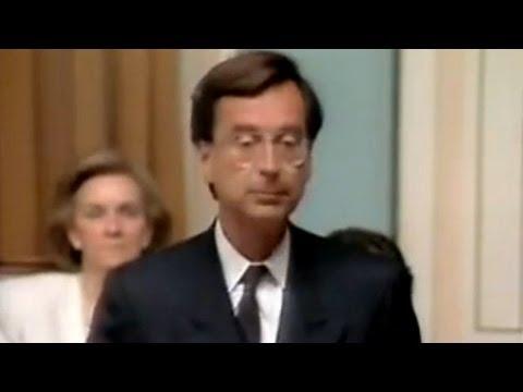 Robert Bourassa - 22 juin 1990 (Échec de l