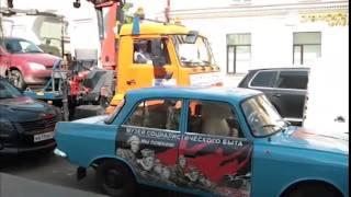 В Казани появился музей на колесах