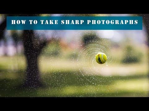DSLR से स्पष्ट तस्वीरें कैसे लें (उदाहरण के साथ )