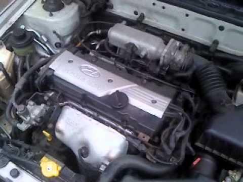 Hyundai Accent 2003 - YouTube