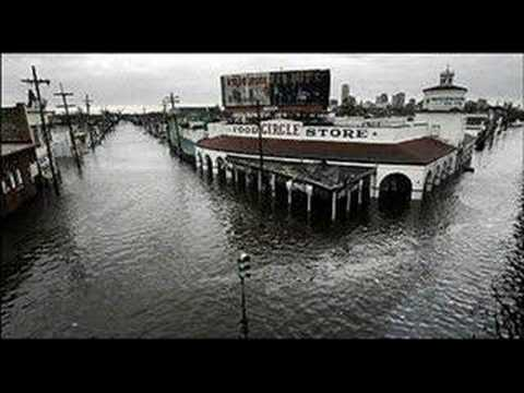 I Told the Storm(Hurricane Katrina)