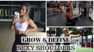 Complete Shoulder Workout | Grow and Define Your Shoulders
