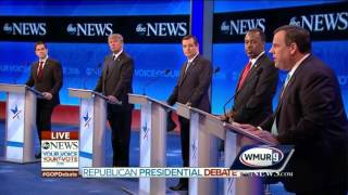 2016 gop debate christie blasts rubio about his readiness that s not leadership that s truancy