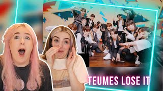 Teumes React To Treasure Special Dance Challenge Hits Compilation Chuseok Ver Hallyu Doing