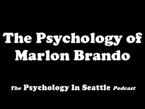 The Psychology of Marlon Brando