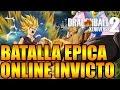 Dragon Ball Xenoverse 2 ONLINE PIERDO EL INVICTO? BATALLAS ÉPICAS
