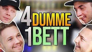 4 Dumme 1 Bett | Crewzember!