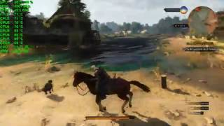 The Witcher 3: Wild Hunt GTX 1060 Notebook FPS TEST Ultra to Low
