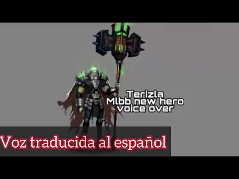 NEW HERO TERIZLA VOICE EN ESPAÑOL - MOBILE LEGENDS Bang Bang - voz en español 2019 thumbnail
