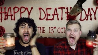 HAPPY DEATH DAY - MOVIE REVIEW!!!