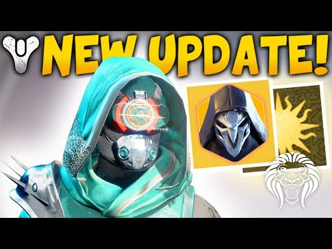 Destiny 2: NEXT UPDATE & FUTURE CONTENT! Max Level Cap, New Easter Egg & Iron Banner Issue