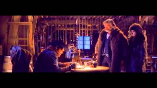 Омерзительная восьмёрка / The Hateful Eight / Трейлер на русском