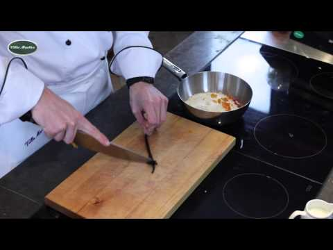 Ebereschen Aprikosenmarmelade selber machen Kochvideos Rezepte Villa Martha Kochschule
