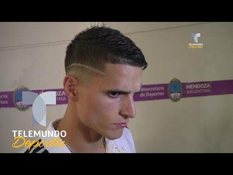 Erik Lamela destaca el trabajo de Lionel Scaloni con Argentina | Telemundo Deportes