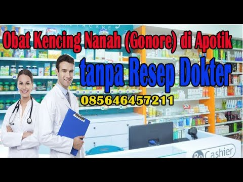 obat-kencing-nanah-(gonore)-di-apotik-tanpa-resep-dokter