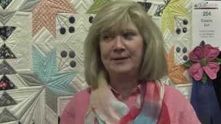 Thelma Childers: First Place In Bed Quilts, Longarm Machine Quilted