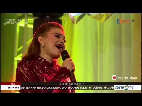 Rossa - Bulan Dikekang Malam (OST. Ayat-Ayat Cinta 2) - 17th Metro TV