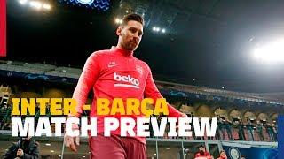 Download Video INTER 1-1 BARÇA | Match preview MP3 3GP MP4
