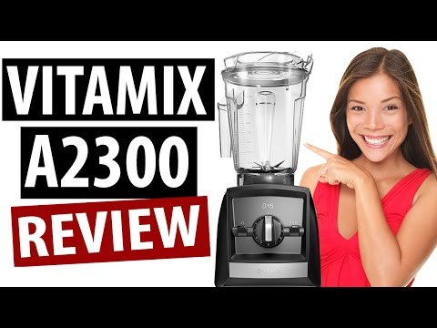 Thumbnail for Vitamix Ascent A2300 Blender Review (VIDEO)