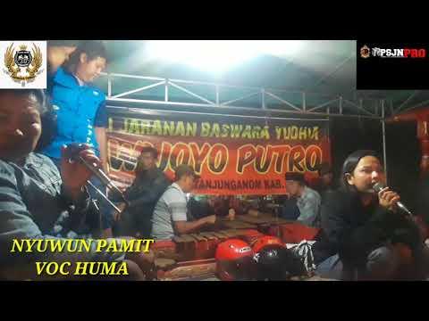 New Wijoyo Putro - Nyuwun Pamit Voc Huma