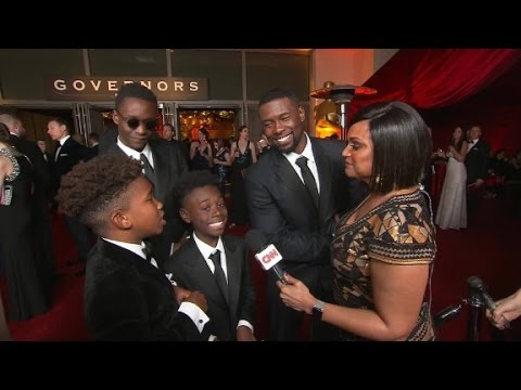 'Moonlight' cast reacts to Oscars win