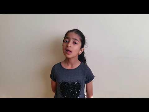 Vidya Vox Mashup - Closer | Kabira By 7 Year Old Anna Joseph