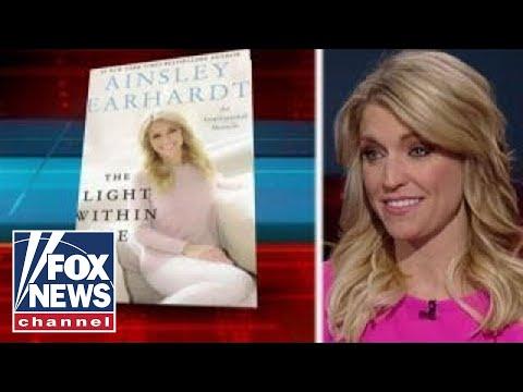 Ainsley Earhardt talks new book, importance of having faith