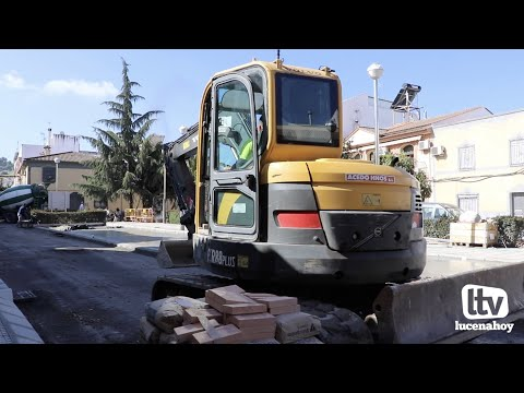 VÍDEO: El Ayuntamiento ejecuta de forma simultánea tres obras en la zona Plaza del Mercado-Trasmatadero