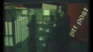 Voorlichtings Film PTT Post 1979 met o.a. Ton de Ruiter