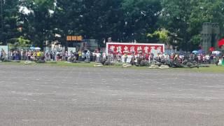 2016/06/04-陸軍官校營區開放-564旅排戰鬥射擊演練