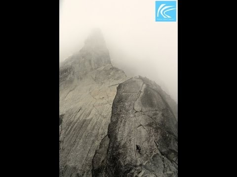 North Country Alpine: Climbing Mount Stuart's North Ridge