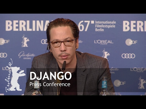 Django | Press Conference Highlights | Berlinale 2017