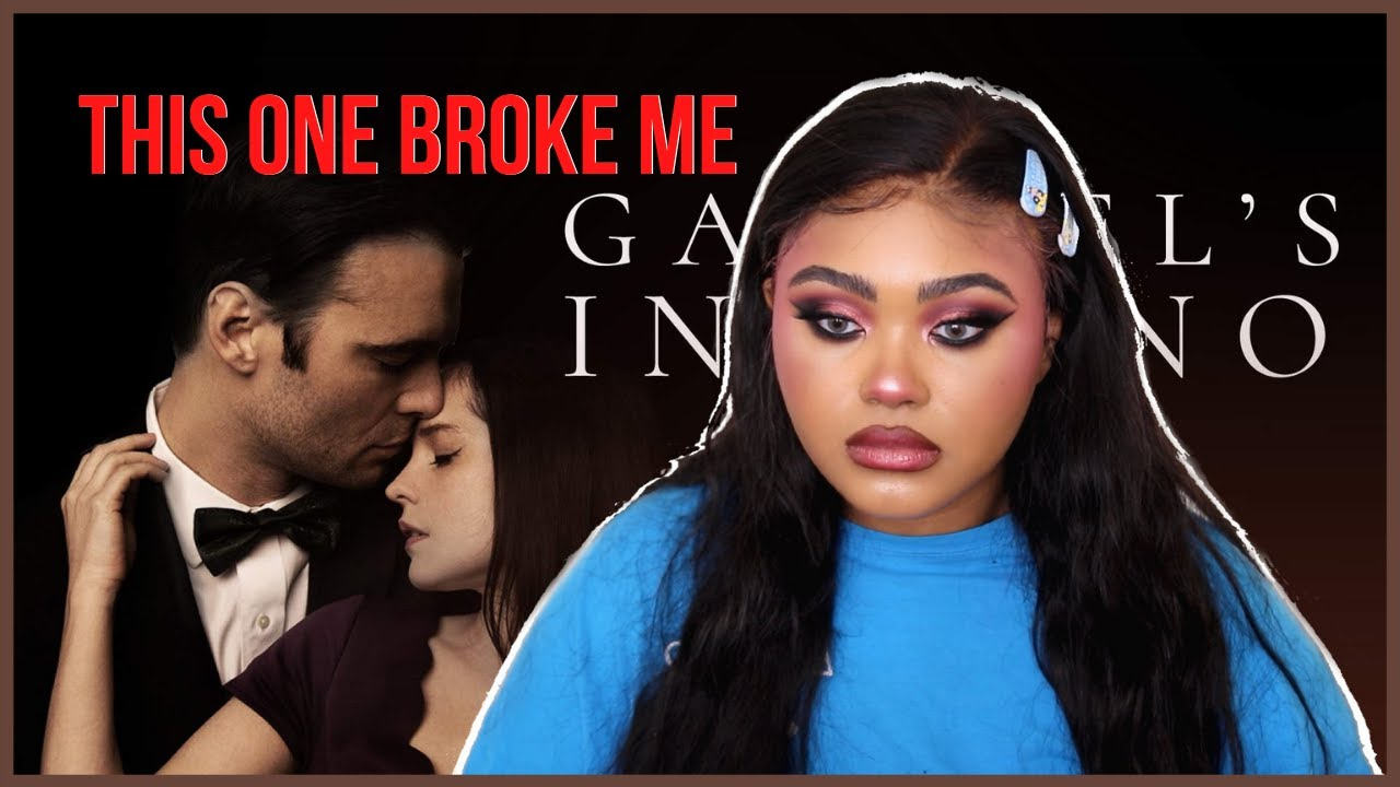 HOW PASSIONFLIX'S GABRIEL'S INFERNO BROKE ME| BAD MOVIES & A BEAT | KennieJD
