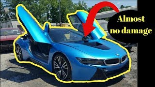 Copart: Cheapest Ferrari Supercars in the world. Goonzquad, Samcrac, B is for Build, Johnstax