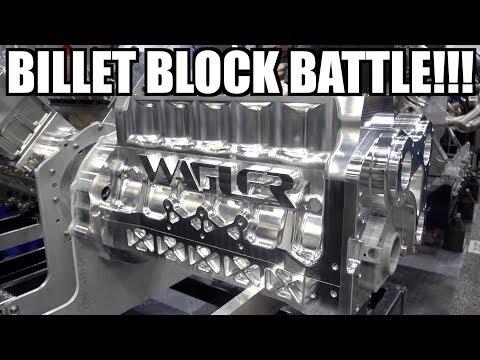 BATTLE OF THE BILLET BLOCKS!!!!