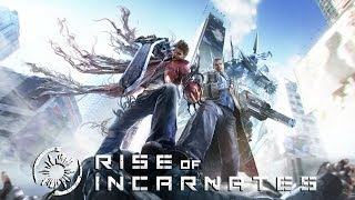 Rise of Incarnates Gameplay & Booths Bandai Namco GGD 2014