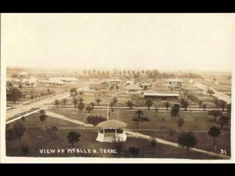 Everything Old Is New Again >> History of McAllen: 1931-1940 - YouTube